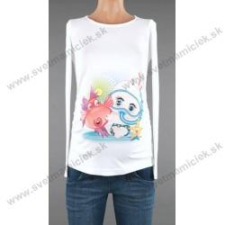 a169fdaaf Tehotenské tričko 1061 | tehotenské kojenecké oblečenie móda