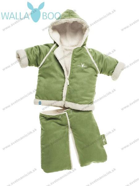 49e1b1bb7 Detský zimný fusak - overal Wallaboo | Kojenecké oblečenie ...